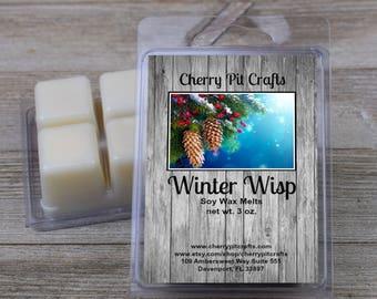 Winter Wisp Soy Wax Melts - Handmade Soy Wax Melts