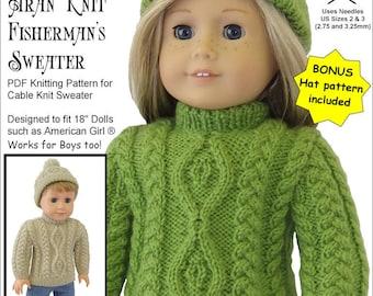 553196f37239 Doll sweater pattern