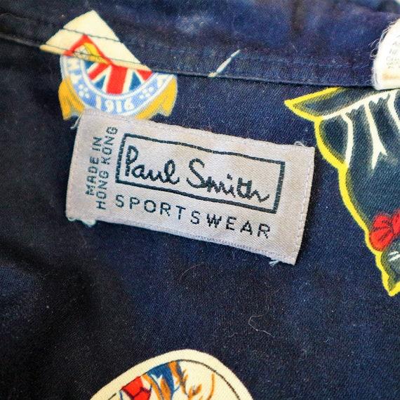 Vintage Paul Smith Mens Shirt   Vintage 90s Mens … - image 4