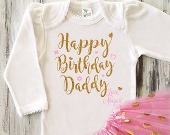 Happy Birthday Daddy Etsy