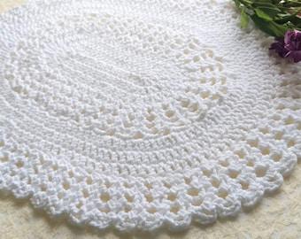 Crochet Table Mats Etsy