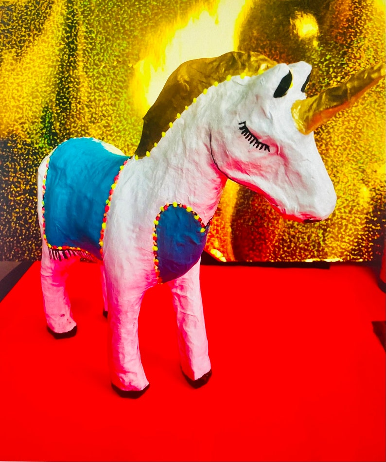 Golden Horn Unicorn