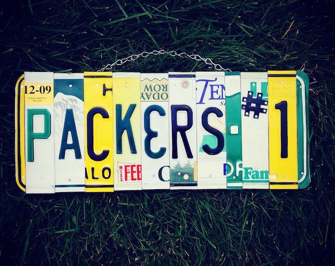 Packers. Football. Nfl. Football team. Greenbay. Mancave. Sports den. Giftidea. For him. Garage sign. Dad. Sports.