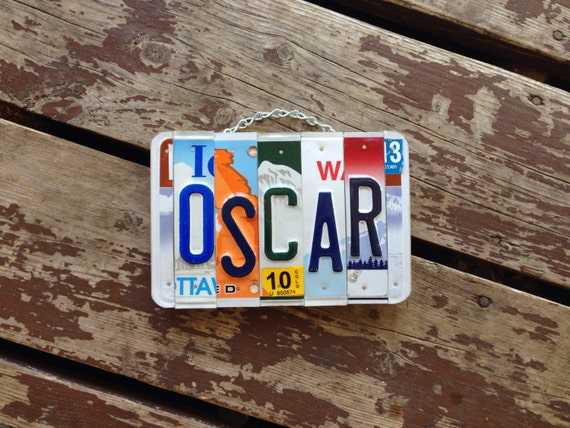 License plate. Boys. Man. Giftidea. Art. Licenseplateart. Handmade. Customsign. Decor. Room. Garage. Sign.