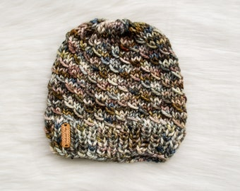 Knit Beanie - Ready to Ship