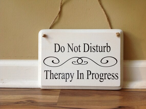 do not disturb therapy in progress please knock in etsy