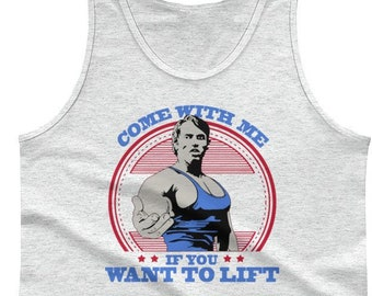 9748734507848 Come With Me If You Want To Lift Weight Lifting Gym Tank top
