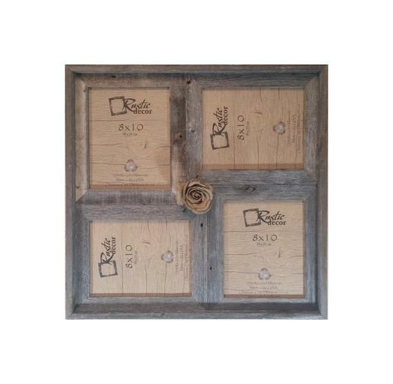 8x10 2 Wide Multi Direction Rustic Barn Wood Collage Etsy