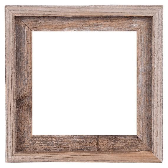 10x10 2 wide Barnwood Reclaimed Wood Open Frame No | Etsy