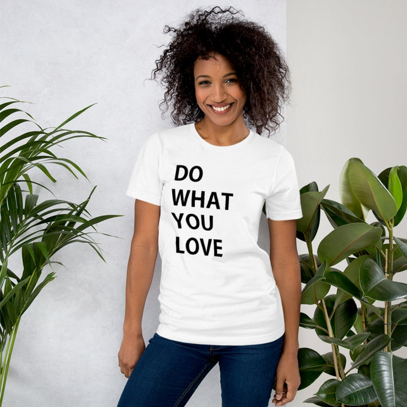 Do What You Love Shirt-Girl Boss Shirt image 0