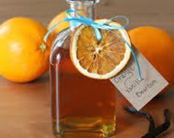 Vanilla Mandarin Bourbon Fragrance Oil