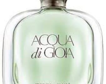 Acqua di Gioia Armani Woman Type Designer Duplicate Fragrance Oil