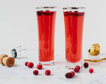 Cranberry Pear Bellini BBW Type Premium Fragrance Oil  Available In Several Sizes