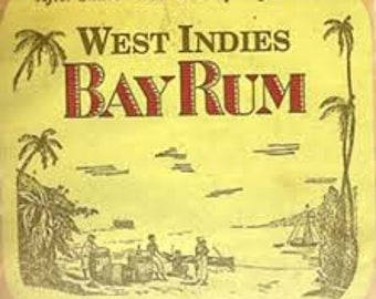 Bay Rum Fragrance Oil
