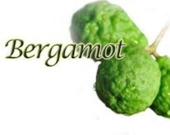 Bergamot <Bergetine Free> (Citrus Bergamia) Pure Essential Oil
