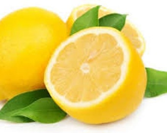 Lemon Premium Fragrance Oil  Use To Make Candles Soap Cleaning Products Bath And Body Wax Melts Diffuse Perfume Air Freshener Cologne More