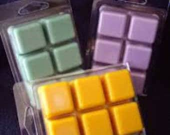 Soy Wax Melts Wax Tarts Long Lasting Scent  700+ Fragrances To Choose From  (All Fragrances C-E) Are Included In This Listing Hand Made