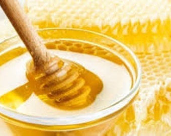 Honey Premium Fragrance Oil Use To Make Soap - Candles - Cologne - Perfume - Diffuse - Air Freshener - Wax Melts - Tarts - Incense And More