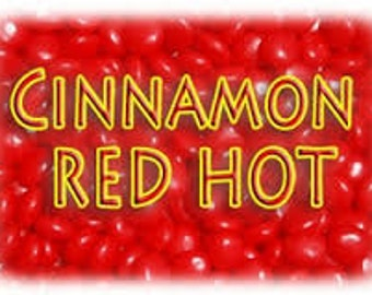 Red Hot Cinnamon Premium Fragrance Oil  Use To Make Personal Fragrance - Candles- Soap- Bath Products - Cleaning Products - Incense