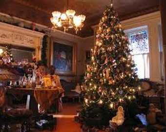 Victorian Christmas Premium Fragrance Oil Use To Make Personal Fragrance - Candles- Soap- Bath Products - Cleaning Products - Incense