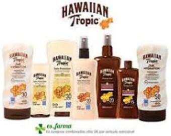 Hawaiian Tropic Type Oil