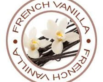French Vanilla Premium Fragrance Oil  Available In Several Sizes