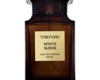 White Suede Tom Ford Type Fragrance Oil * Wax Melts * Bar Soap * Candles * Reed Diffuser Oil