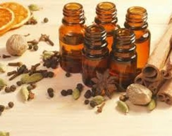 Cardamom (Elettaria Cadamomum) Pure Essential Oil