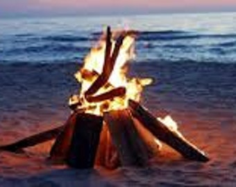 Beach Bonfire Fragrance Oil