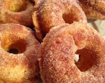 Cinnamon Sugared Donut Slatkin Type Fragrance Oil