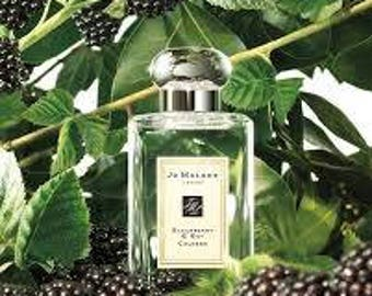 Blackberry Bay Jo Malone Type Designer Duplicate Fragrance Oil