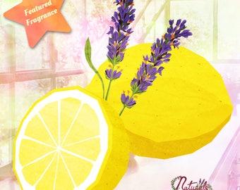 Lavender Lemon Fragrance Oil