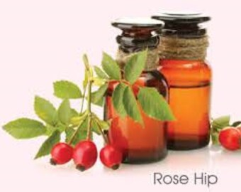 Rosehip Seed Carrier Oil  Available In Several Sizes