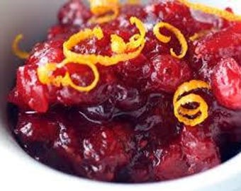 Cranberry Chutney Premium Fragrance Oil Available In Several Sizes