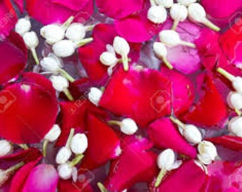 Jasmine Rose Petals Premium Fragrance Oil  Available In Several Sizes