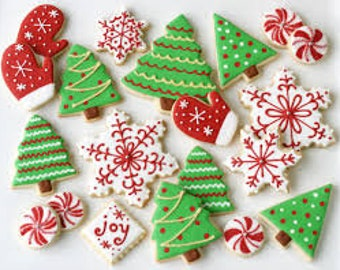Christmas Cookies Fragrance Oil