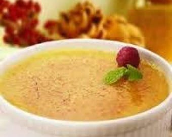 Creme Brulee Premium Fragrance Oil Available In Several Sizes