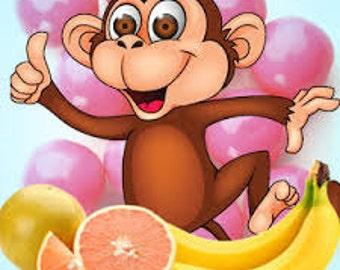 Monkey Farts Fragrance Oil
