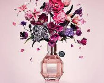 Flowerbomb Viktor & Rolf Type Designer Duplicate Premium Fragrance Oil Use For Perfume Cologne Bath Body Lotion Air Freshener Candles Soap