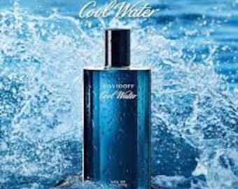 Cool Water Men Type Designer Duplicate Premium Fragrance Oil  Available In Many Sizes