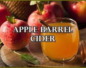 Apple Barrel Cider Fragrance Oil