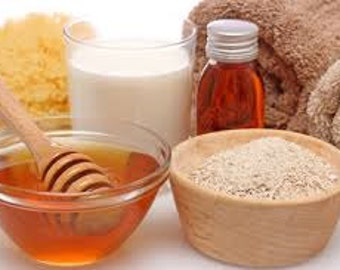 Oatmeal Milk & Honey Fragrance Oil Use For Soap Bath Body Products Candles Home Fragrance Cologne Perfume Hair Care Tarts