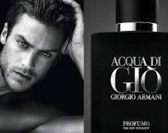 Acqua Di Armani Gio Men Type Designer Duplicate Fragrance Oil
