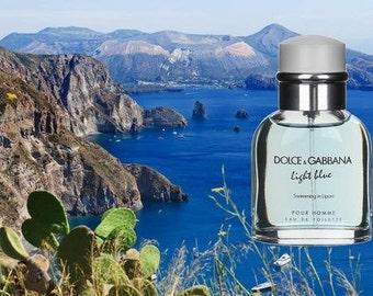 Dolce & Gabanna Light Blue Men Designer Type Fragrance Oil * Wax Melts * Bar Soap * Candles * Reed Diffuser Oil