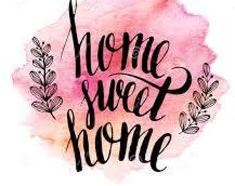 Home Sweet Home Fragrance Oil