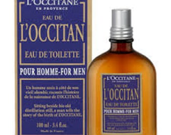 Homme L'occitan Type Designer Duplicate Premium Fragrance Oil  Available In Several Sizes