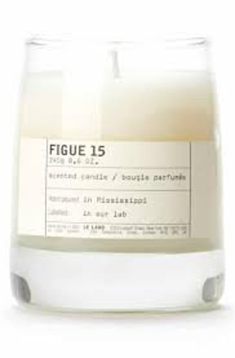 Figue 15 Lelabo New York Type Fragrance Oil * Wax Melts * Bar Soap *  Candles * Reed Diffuser Oil