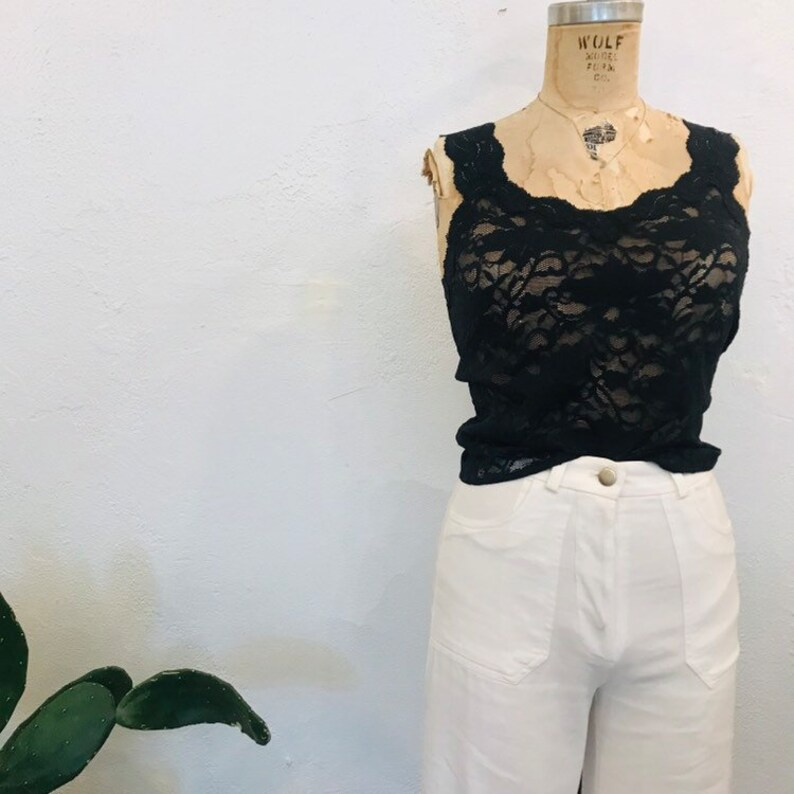 Vintage Stretch Lace Camisole by Victoria/'s Secret