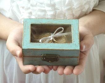 Wedding Ring Bearer Pillow Box Beach Ring Bearer Box Rustic Wedding Decor Burlap Wedding Ring Box Wedding Ring Pillow Ring Holder