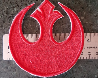 Embroidery Iron-on Patch - Rebel Alliance